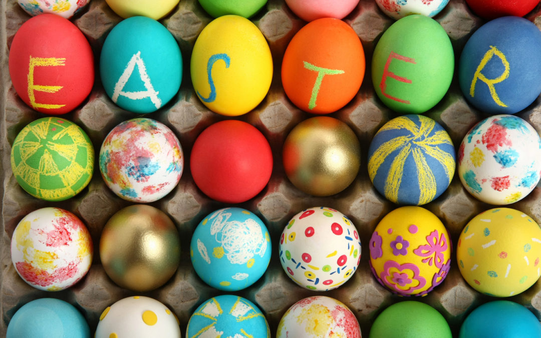 Activité spéciale Pâques