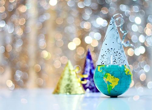 Happy New Year around the World!