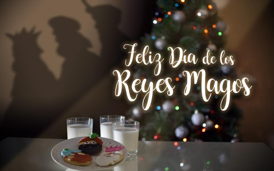 ¡ Feliz Día de los Reyes Magos !